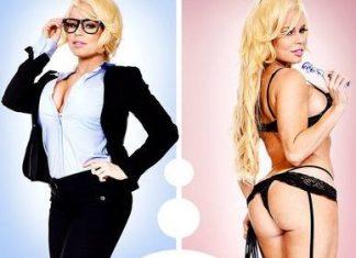 Nikki Delano in Anally Challenged VR Porn