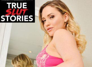 """Mia Malkova in """"True Slut Stories"""""""