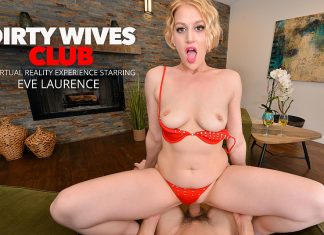 """Eve Laurence in """"Dirty Wives Club"""""""